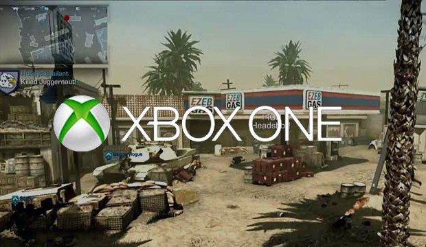 Call of Duty Ghosts op Xbox One