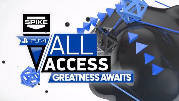 PlayStation 4 All Access