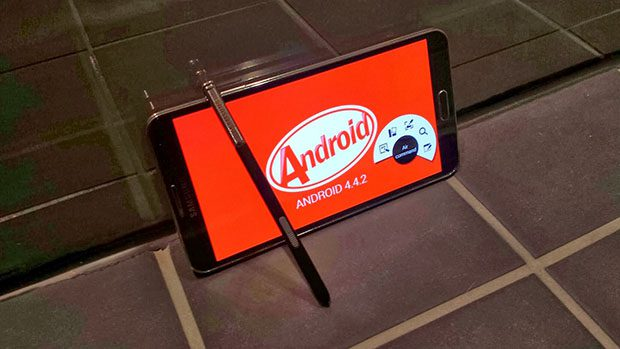 Galaxy Note 3 - Android 4.4.2