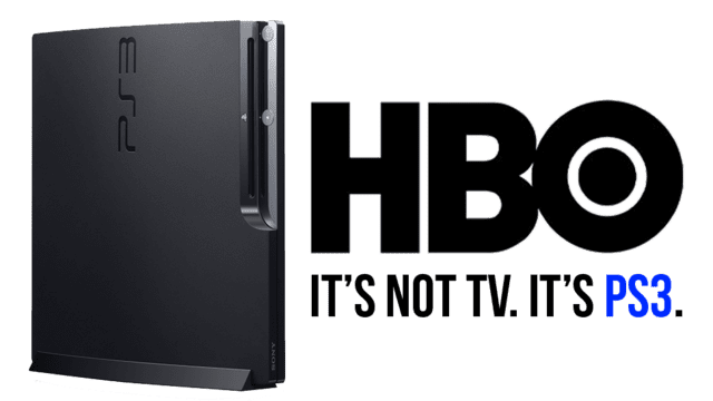 HBO GO PlayStation