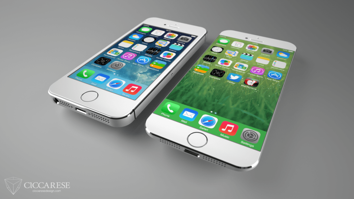 iPhone 6 concept - ciccarese
