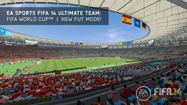 FIFA 14 Ultimate Team World Cup
