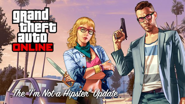 GTA 5 - The I'm Not a Hipster Update