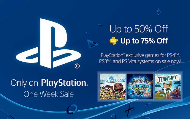 Only on PlayStation Sale