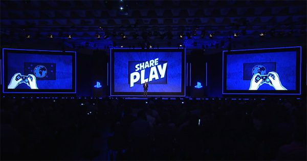 PS4 - Share Play