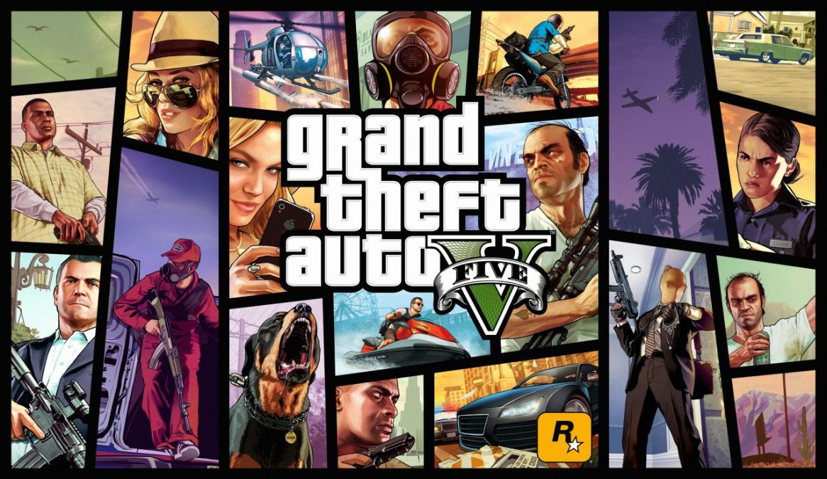 GTA 5 - PS4 - Xbox One - PC