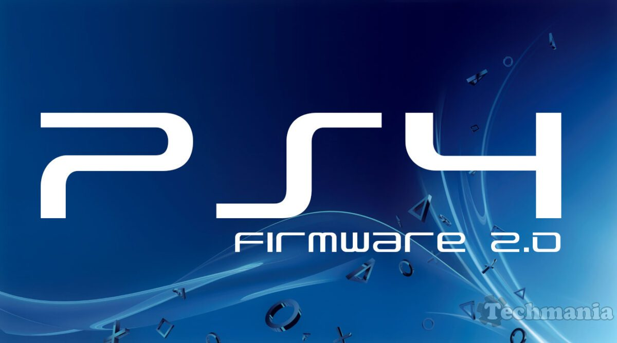 PS4-Firmware