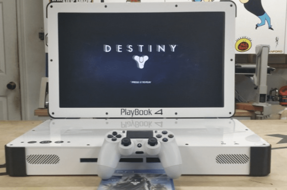 PlayBook 4 - PS4