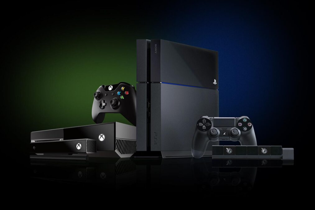 PS4 - Xbox One
