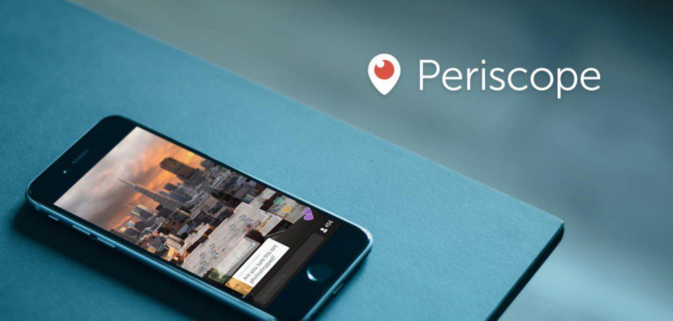 Periscope voor Android techmania.nl