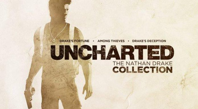 Uncharted - The Nathan Drake Collection