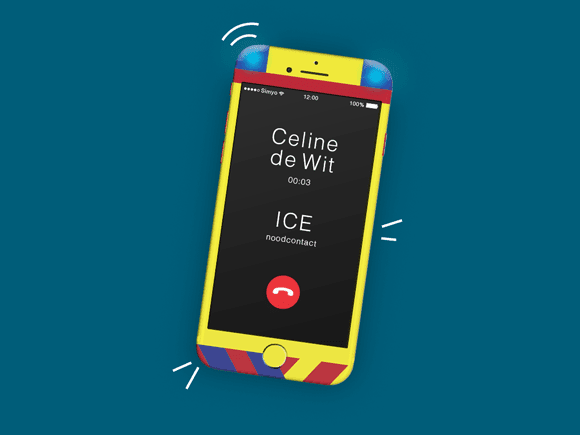 ICE-contact